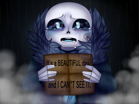 I CAN'T SEE by Mini-Naturi