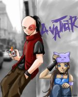 Avatar - Hangin' Out by YoukaiYume