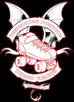 Derby Dames Logo - Redone by scumbugg