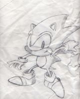 ULTRA OLD Sonic by runde