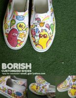 SHOES:freestyle by goenz