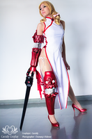 Blademaster Jin by CassyCosplay