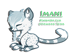 Imani Cheeb by Laurel3aby