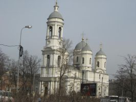 St. Prince Vladimir Cathedral by VelornVD