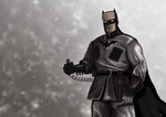 Batman Red Son by Ponyraptor