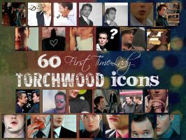 Torchwood - Icons by FirstTimeLady