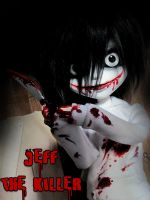 Jeff the Killer by HavenRelis