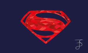Superman Logo 001 by lord19