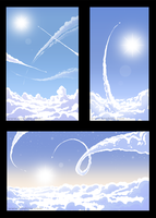 Sky Compilation by Koshizu
