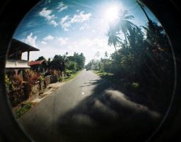 Good Morning by lomocotion