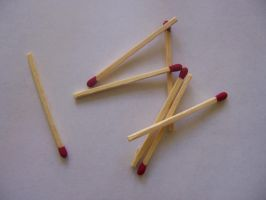 MatchSticks 3 by stock-it