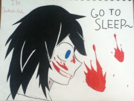 Jeff The Killer by carabaosrock