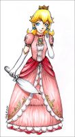 Another Peach by Aselea