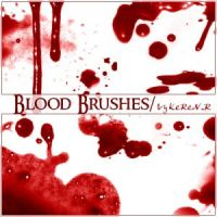 Blood Brushes by cowscoud