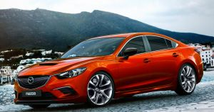 Mazda 6 MPS by Antoine51