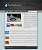 Water Drop Company by 1995levente