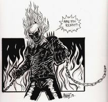 ghost_rider by mousymarghe