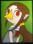 Medli painting by TheScarecrowOfNorway