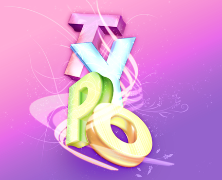 Typo by GFXPeter