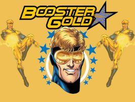 Booster Gold WP by Superman8193