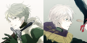 Fire Emblem: Awakening 'Bachelors' by huni-kun