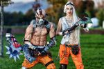 Psycho Krieg from Lucca \ Borderlands 2 Cosplay by LeonChiroCosplayArt