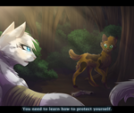 Protect Yourself. by RiverSpirit456
