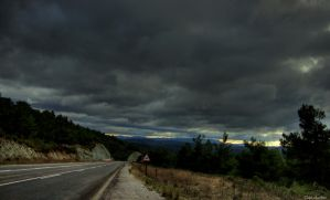STORM CLOUDS 5 by mecengineer