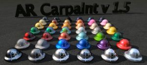 Car paint for Advanced Render by OsTin