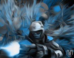 Soldier Blue by AgusholliD