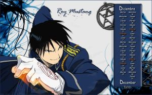 Roy mustang Diciembre by Bxxts