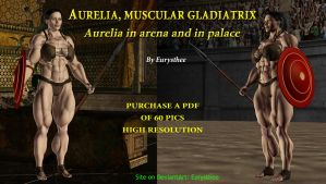Aurelia muscular gladiatrix, in arena and in palac by eurysthee