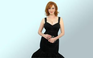 Christina Hendricks 1 by Residentartist101