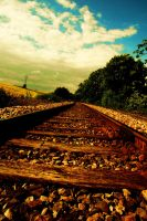 The Railtracks by StarDuskDreams