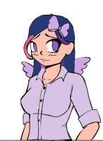 Twilight Sparkle by mare-itime