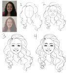 Quick Portrait Tutorial by KendallHaleArt