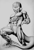 Frieza: who is next? by TicoDrawing