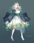 Gaia Commission 2014-9-11 by Kyuriin
