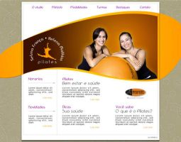 Pilates  Gyro WebSite by eaj