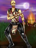 Baraka is Still Hungry by iScorpion-Ermac-Girl