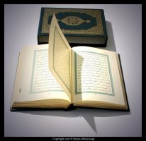 The Holy Quran 3 by Sultan-Almarzoogi