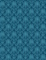 Victorian Blue Star Paper by jakobie-coyote