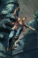 Uncharted Color Sample by SergioSandoval