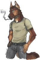 Mutt by the-MadDog