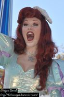 Ariel Wave by BellesAngel