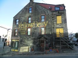 Yellow Belly Brewery by ThroughTheEyePiece