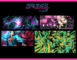 Smudge Tag Wall by Inudesign-GFX