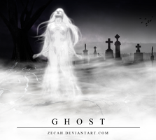 Ghost by zecah