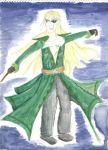 Swashbuckler Draco by mithua