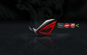 ASUS RoG AmD Vision by cheeches